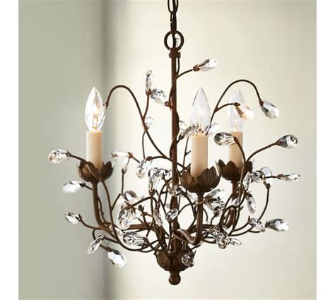 Chandeliers Pottery Barn by Camilla 3 Arm Chandelier Pottery Barn