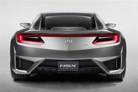 acura nsx coupe release date  review