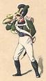 Bavaria: Hornist 4th Light Infantry Battalion Theobald ...