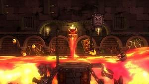 Bowser39s Castle PM Super Smash Bros For Wii U Gt Requests