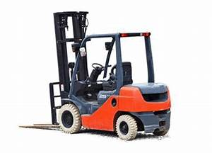 Used Toyota Forklift Parts