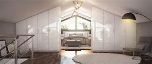 Kinderbett Unter Dachschräge : schrank unter dachschr ge jetzt konfigurieren ~ Michelbontemps.com Haus und Dekorationen