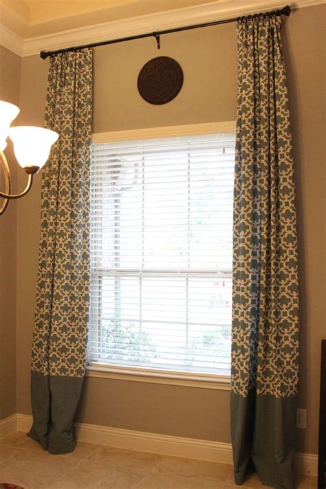 My Customized Target Quot Farrah Fretwork Quot Curtain Panels In