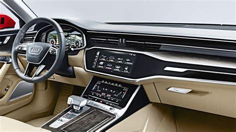 Audi A6 2019 (interior) Youtube