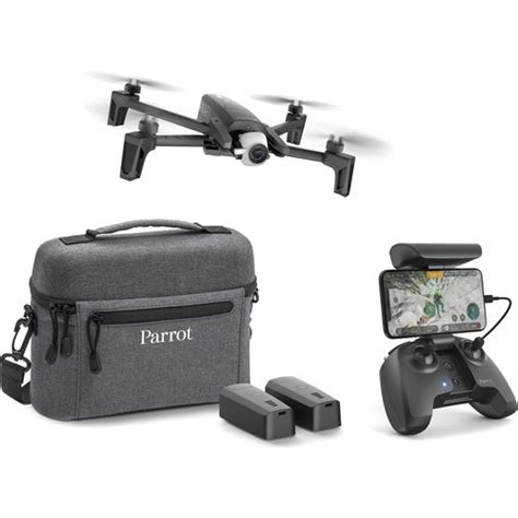 parrot anafi extended  hdr drone  smart batteries