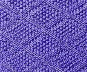 Free Chart Moss Stitch Diamond Knitting Stitch Knitting Kingdom