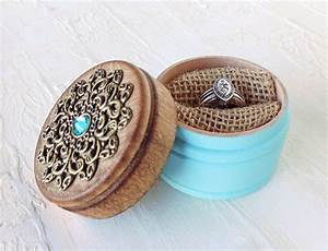Engagement ring box wedding ring holder ring box for Wedding ring holder box