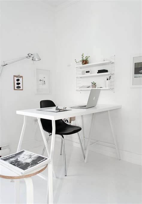 stylish super minimalist home office designs digsdigs
