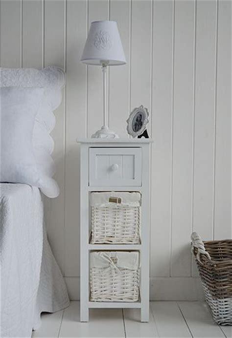 narrow bedside cabinets ideas  pinterest