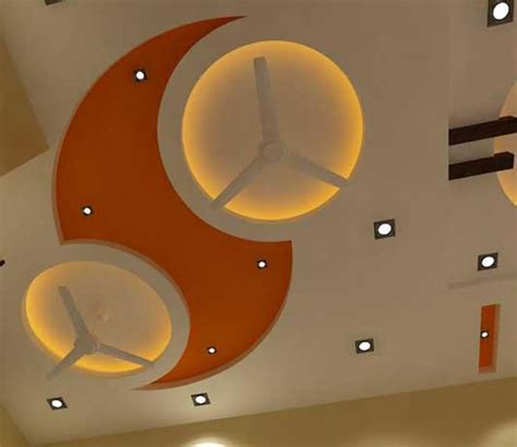 Kitchen Ceiling Fan Ideas - pop ceiling designs ideas for living room decorch
