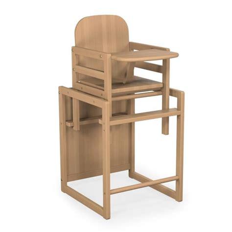 chaise haute bébé en bois chaise bebe bois evolutive 28 images chaise haute
