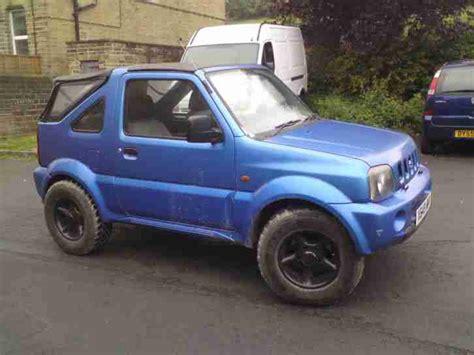 Suzuki Repairs by Suzuki 2000 Jimny Jlx 4x4 Spares Repairs Project May Px