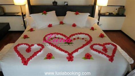 decoration de chambre de nuit nuit de noce mariage voyage de noce maroc voyage de noce