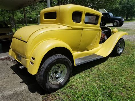 Model A Ford For Sale by 1930 Ford Model A Coupe Rod For Sale