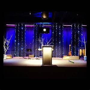 Christmas Lines | Church Stage Design Ideas