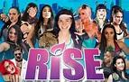 Results: RISE 7 - Sensation - Diva Dirt