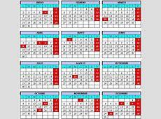 Calendario Laboral País Vasco 2012 DeFinanzascom