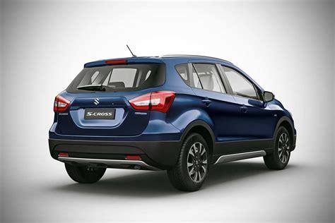 New Suzuki by New Maruti Suzuki S Cross Facelift Revealed For India