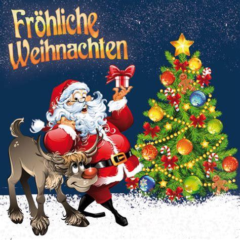 Fröhliche Weihnachten Und Entspannte Feiertage