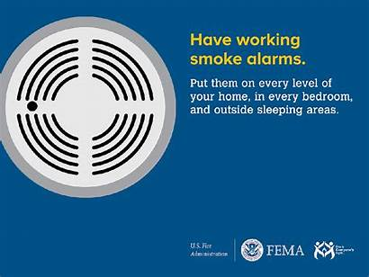 Smoke Safety Alarms Fire Alarm Tips Friends