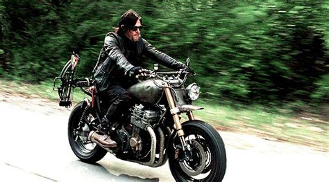 Norman Reedus Visited A Biker Church