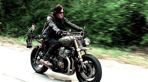 Norman Reedus Visited A Biker Church
