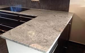 Arbeitsplatten Aus Granit : dortmund viscont white granit arbeitsplatten ~ Michelbontemps.com Haus und Dekorationen