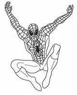 Coloring Pages Superhero Spiderman Template Colouring Templates Printable Superheroes Super Heroes Boys Draw Little Google Games sketch template