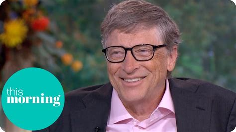 Bill Gates on Leaving Money to His Children | This Morning ...