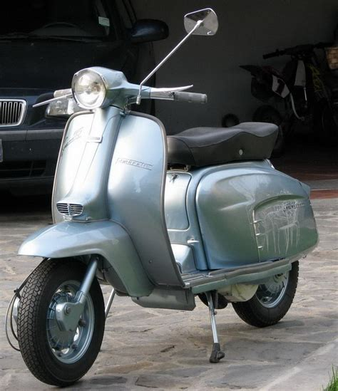Lambretta V125 Special Modification by Lambretta Special 125 Best Photos And Information Of