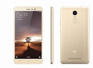 Xiaomi Redmi Note 3 Launched In India Specification