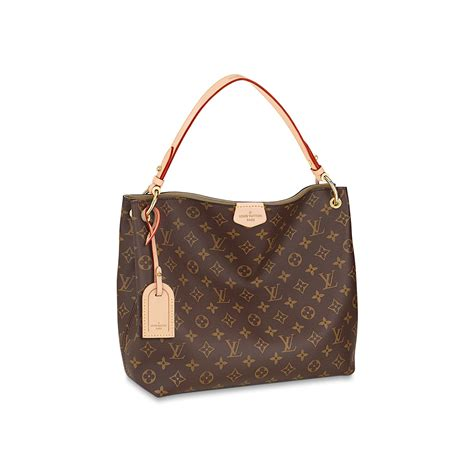 graceful pm monogram handbags louis vuitton