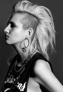 Punk Hairstyles For Women Stylish Punk Hair Photos