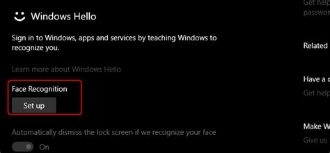 how does windows hello work and how do i enable it