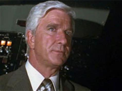 leslie nielsen the love boat airplane 1980 starring leslie nielson for mod movie monday