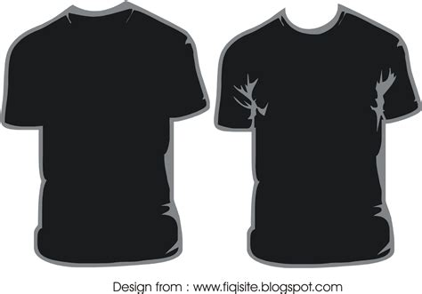 kaos tshirt hitam psd of white males models picture