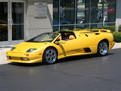 Lamborghini Diablo Vt Roadster by 1999 Lamborghini Diablo Vt Roadster