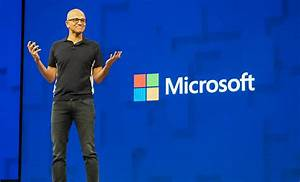 In The Ai Wars  Microsoft Now Has The Clearer Vision