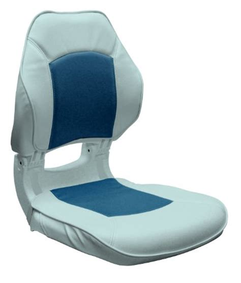 Discount Boat Cushions by Wise Encore Folding Boat Seat With Removable Cushion