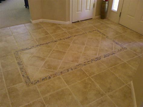 Tile Entryway Mosaic Designs