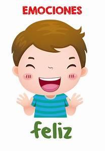 Fichas De Emociones En Nuestras Clases