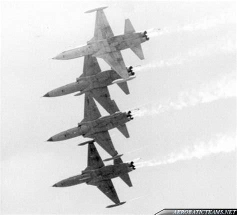 Paf Blue Diamonds Aerobatic Team
