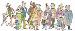 Making Lessons Colorful; the Characters of Dahl – Happy ...