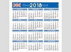 2018 Calendar Uk 2019 calendar template