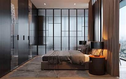 Bedroom Master Apartment Behance Watching