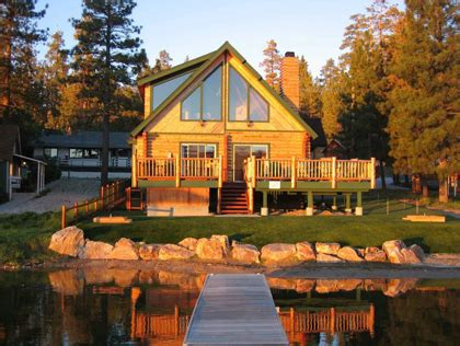 big lake cabins best places for a cabin weekend los angeles 171 cbs los