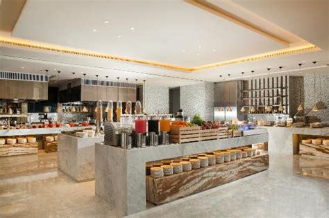 Kitchen Buffet Area by Buffet Area Picture Of Sheraton Grand Jakarta Gandaria