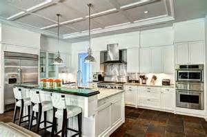 stainless kitchen islands 37 gorgeous kitchen islands with breakfast bars pictures