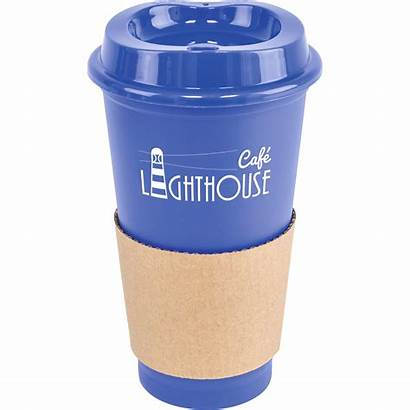 Coffee Reusable Cup Lid Saver Hotline
