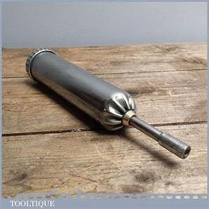 Vintage Tecalemit Toolkit Pump Dispensing Grease Gun - Old